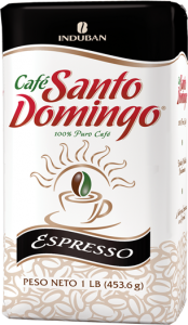 CAFE SANTO DOMINGO ESPRESSO